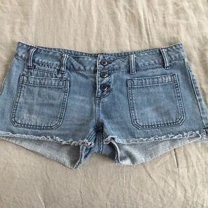 American Eagle Jean shorts - size 10